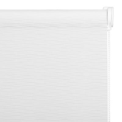 Cortina Velux Enrollable Con Instalación Blanco  A La Medida Ancho Entre 151 a 160 Cm Alto 60 a 100 CM