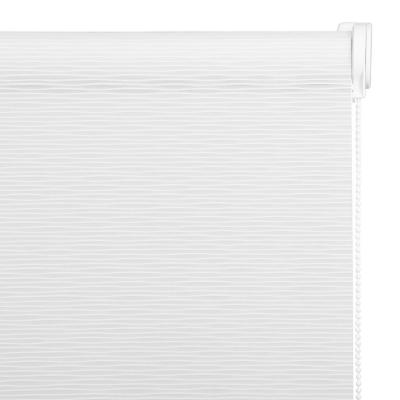 Cortina Velux Enrollable Con Instalación Blanco  A La Medida Ancho Entre 151 a 160 Cm Alto 261 a 280 CM