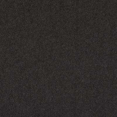 Alfombra cubrepiso en rollo 12 m2 gris oscuro