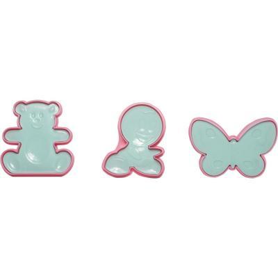 Set de molde para galletas Animales
