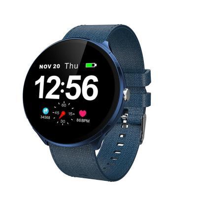 Reloj Inteligente V12 Azul