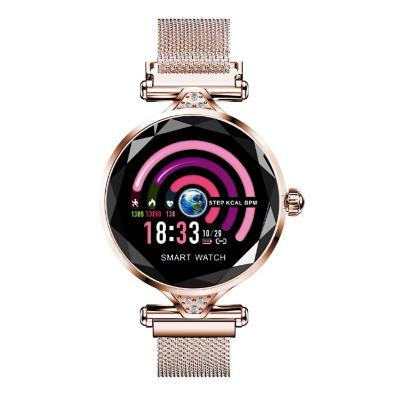 Reloj Inteligente HI18 Dorado