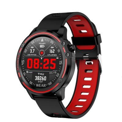 Reloj inteligente L8 Rojo