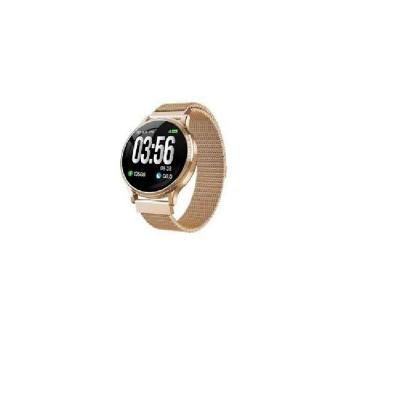 Reloj Inteligente MK08 Dorado