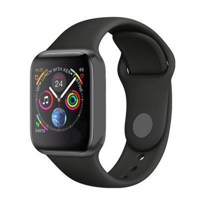 Reloj Inteligente W54 Negro 42mm