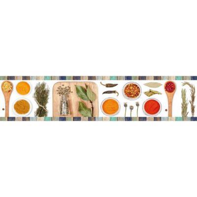 Pack listel especias curcuma 8x35 cm