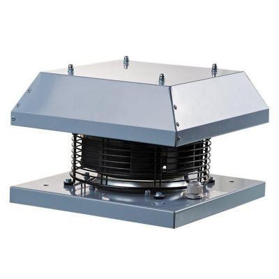 Extractor de tejado 4 polos 380v tower h400 4d