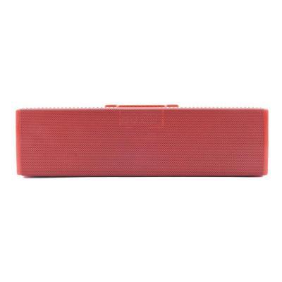 Parlante Portátil Inalámbrico BT 15W / USB Rojo