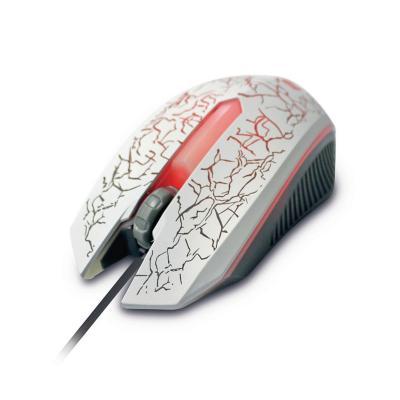 Mouse Gamer con Sensor Óptico 1000 Dpi Blanco