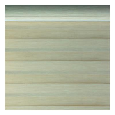 Cortina Roller Dúo traslúcido beige 165x170 cm