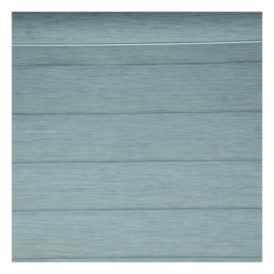 Cortina Roller Dúo traslúcido gris claro 95x235cm