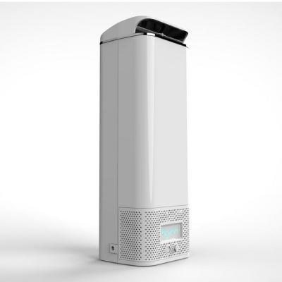 Esterilizador de aire mata virus