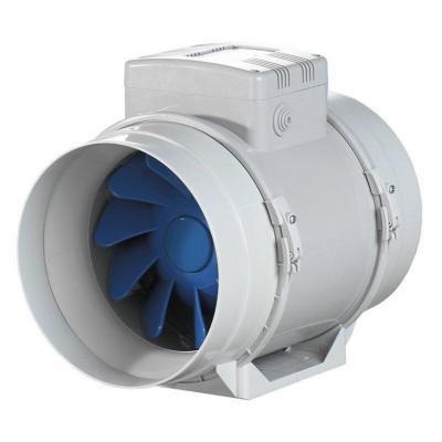 Ventilador helicocentrifugo turbo e125