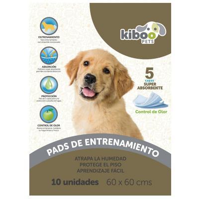 Pad de entrenamiento para cachorro kiboo pets