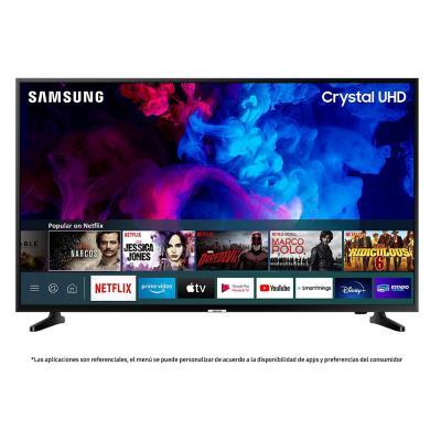 "Led 43"" 4K UHD Smart TV"