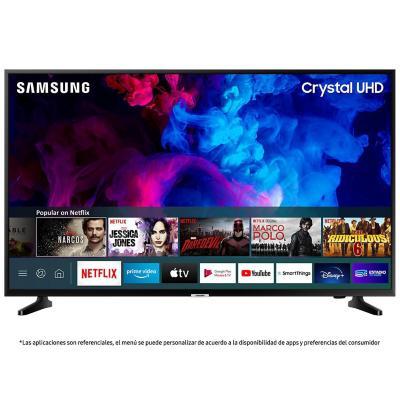 "Led 50"" 4K UHD Smart TV"