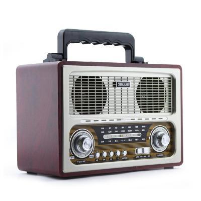 Radio Retro Portátil Bluetooth FM / USB / SD