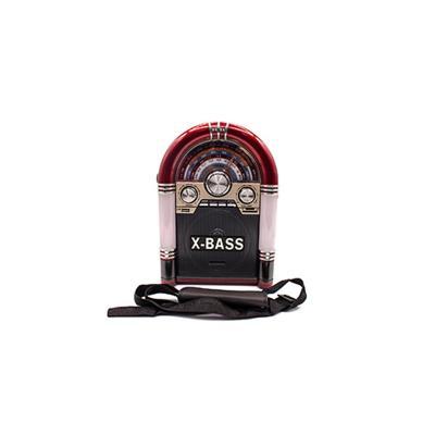 Radio Rockola FM 3 Bandas Bluetooth/USB/SD/TF