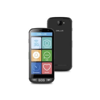 Teléfono Senior Smart / Android / Negro