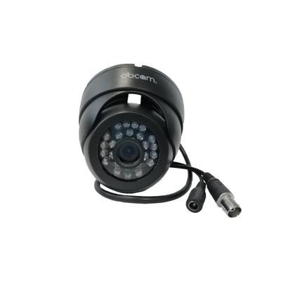 Cámara de Seguridad Domo 720HD/3.36mm - Negro