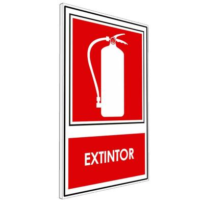 Señalética Extintor