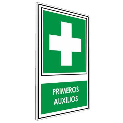 Señalética primeros auxilios
