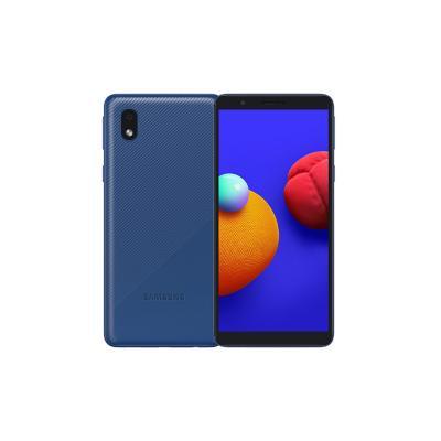 Celular Galaxy A01 Core 16GB Azul Liberado