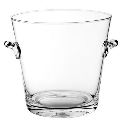 Hielera vidrio sólido 19x20 cm