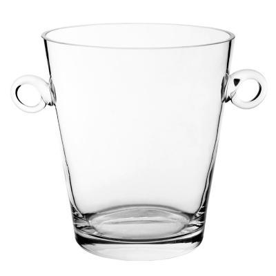Hielera de vidrio solido 20cm