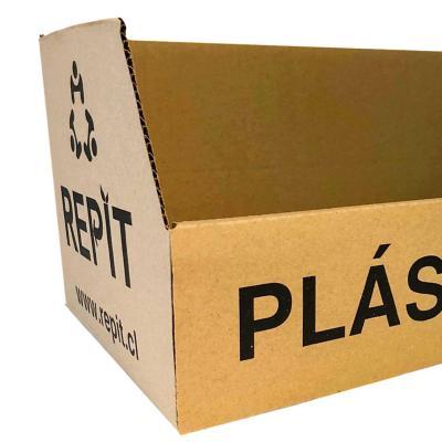 Kit Reciclaje modular 100% de Cartón