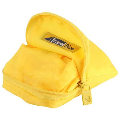 Bolso de compras plegable 32 litros Amarillo