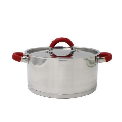 Cacerola Acero Inoxidable 3,5 litros