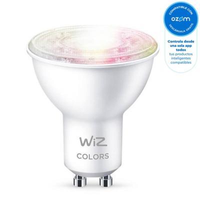 Ampolleta WIZ WIFI Color Gu10 4,19W