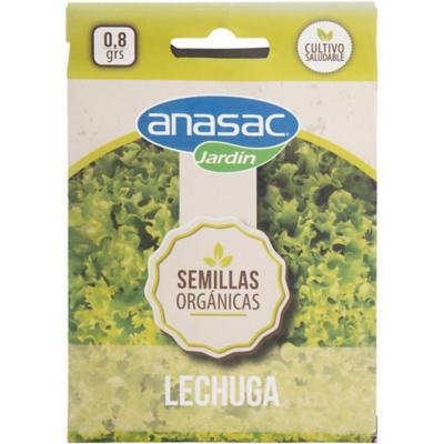 Semilla orgánica lechuga bionda 0,8 gr sachet