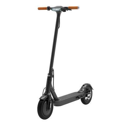 Scooter Eléctrico Plegable Bluetooth Volante Café