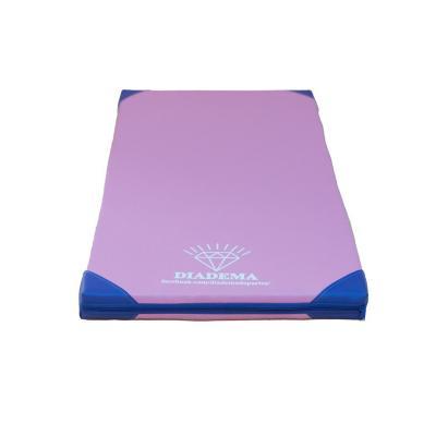 Colchoneta 1x50x5 cm eco cuero lila