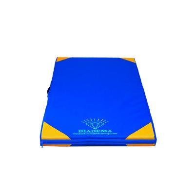 Colchoneta 1x50x5 cm densidad 60 oxford pvc azul