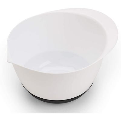 Bowl para mezclar Plástico Blanco 25 cm