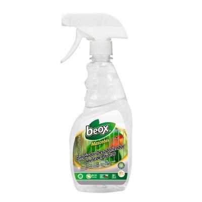 Limpiador Desodorizador Jaulas Pajaros 500ml