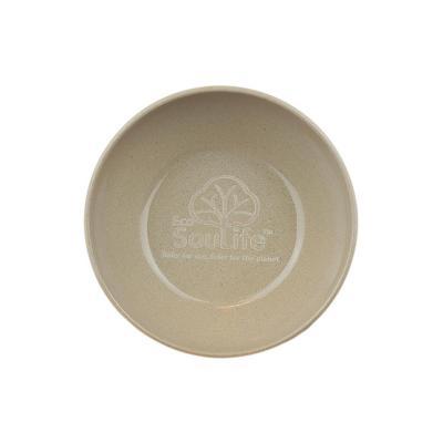 Bowl baby 13,3 cm Café Cáscara de arroz