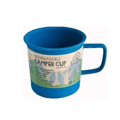 Jarra 400 ml Azul Bambú