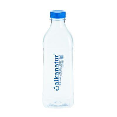 Botella de plástico 1 litro libre BPA