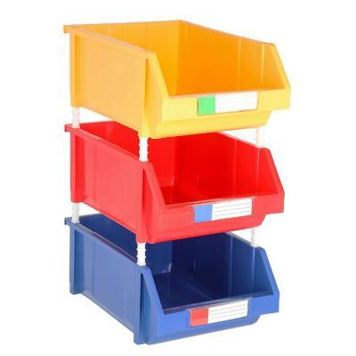 Set de 3 cajas organizadoras 24 lts 30x45x17.5 cm