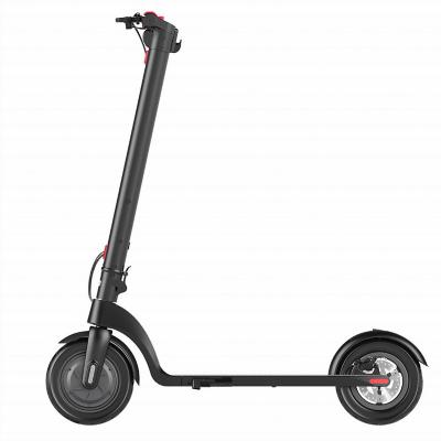 Scooter Eléctrico Urbano aro 8,5 negro