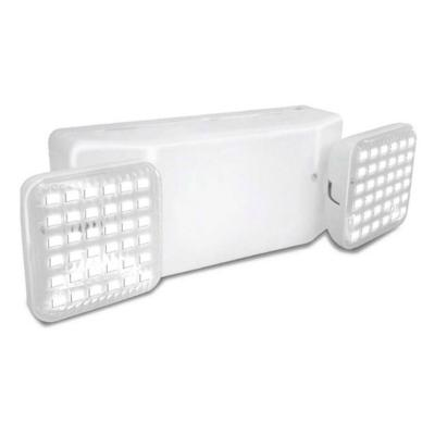 Lámpara de Emergencia led Cuadrada 2,4W