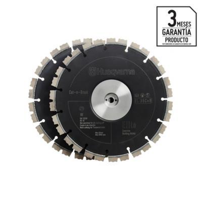 """Disco de corte doble 9"""" Cut-n-break"""