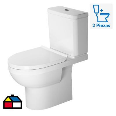 WC durastyle descarga dual 3/6 litros cierre suave