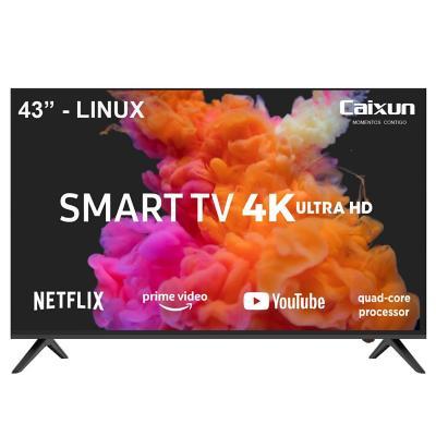 """Led 43"""" CS43S1USM Ultra HD Smart TV"""