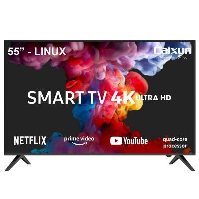 """Led 55"""" CS55S1USM Ultra HD Smart TV"""