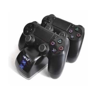 Soporte de Carga para Controles PS4 Negro